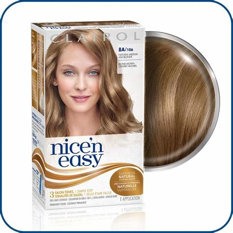 New Amazon Com Clairol Nice N Easy Hair Color 106 Natural Ideas With Pictures