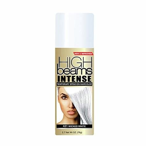 New High Beams Intense Temporary Spray On Hair Color Wicked Ideas With Pictures