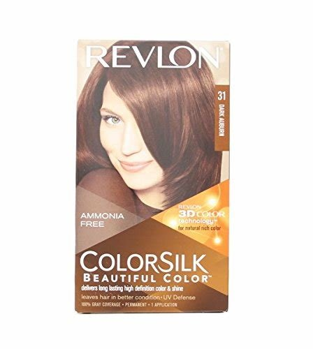 New Revlon Colorsilk Beautiful Haircolor Ammonia Free Ideas With Pictures