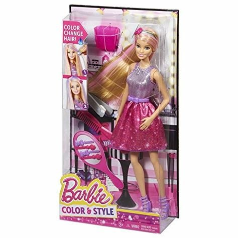 New Barbie Hair Color And Style Doll Buy Online In Uae Ideas With Pictures Original 1024 x 768