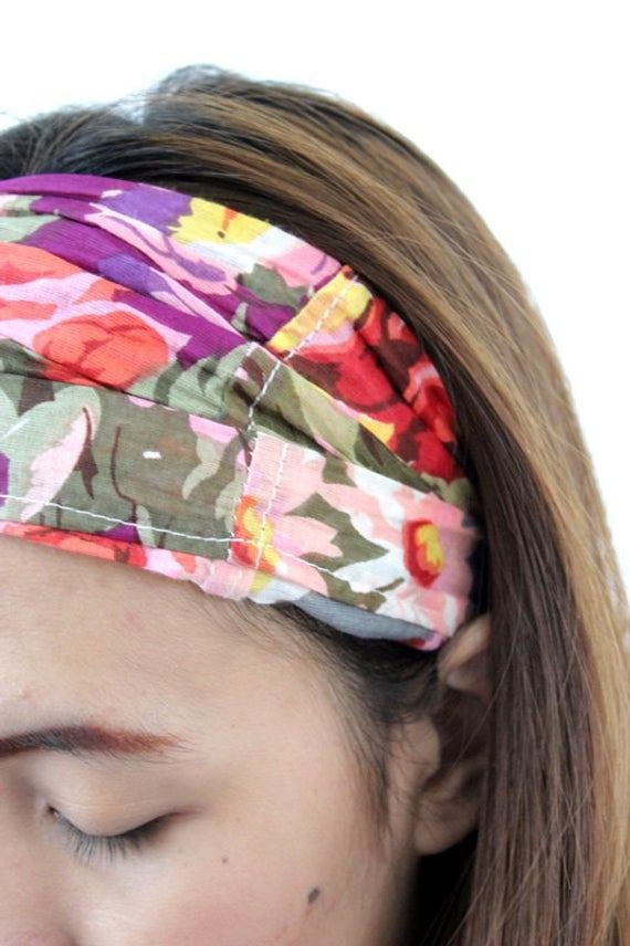 New Mixed Colorful Hair Accessories Headband Handmade By Ideas With Pictures