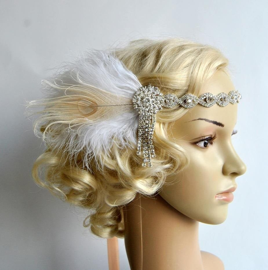 New Art Deco 1920S Design The Great Gatsby Flapper Bridal Ideas With Pictures