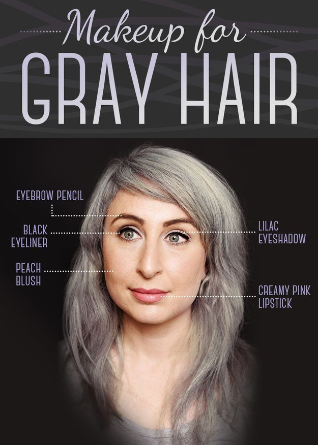 New Here Is Every Little Detail On How To Dye Your Hair Gray Ideas With Pictures