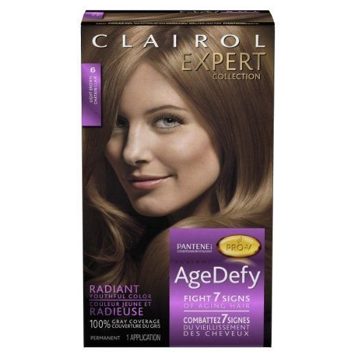 New Clairol Expert Age Defy Light Brown 6 Reviews Photo Ideas With Pictures