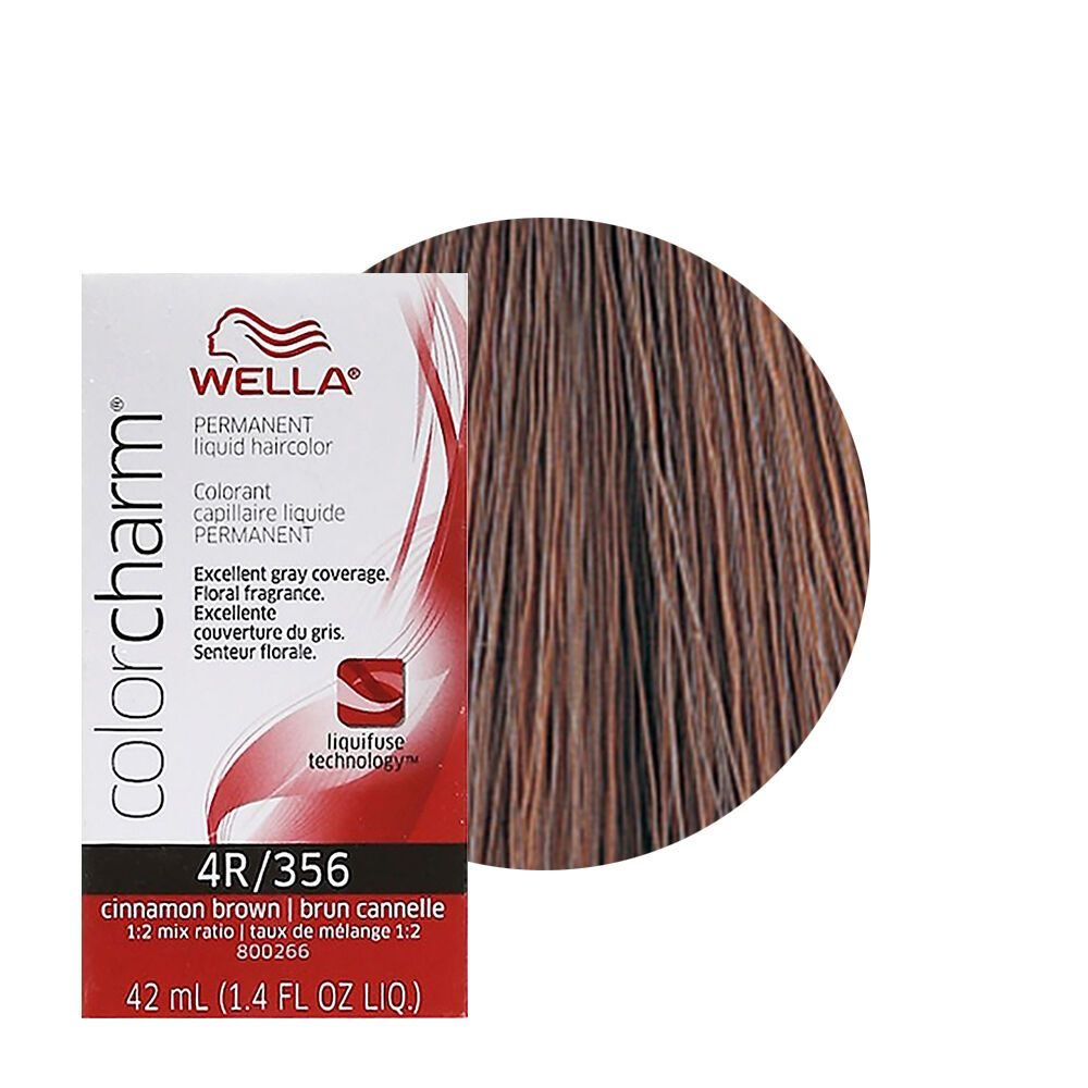 New Wella Color Charm Permament Liquid Hair Color 42Ml Ideas With Pictures