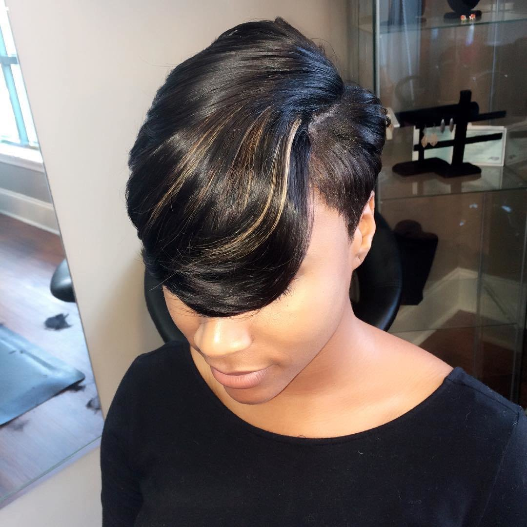 New 16 Quick Weave Hairstyles For Seriously Posh Women Ideas With Pictures