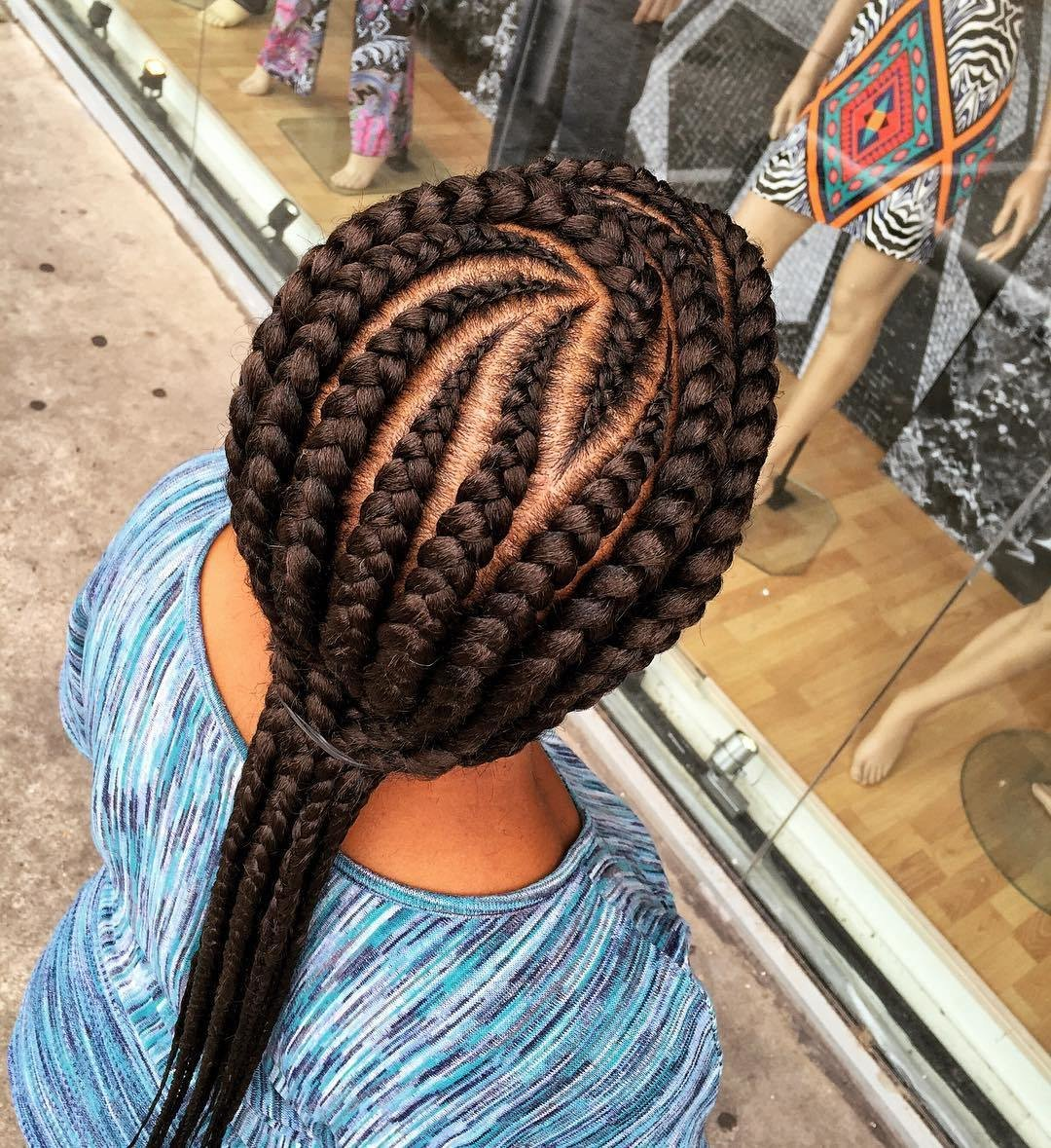 New African Braids 15 Stunning African Hair Braiding Styles And Pictures Ideas With Pictures Original 1024 x 768