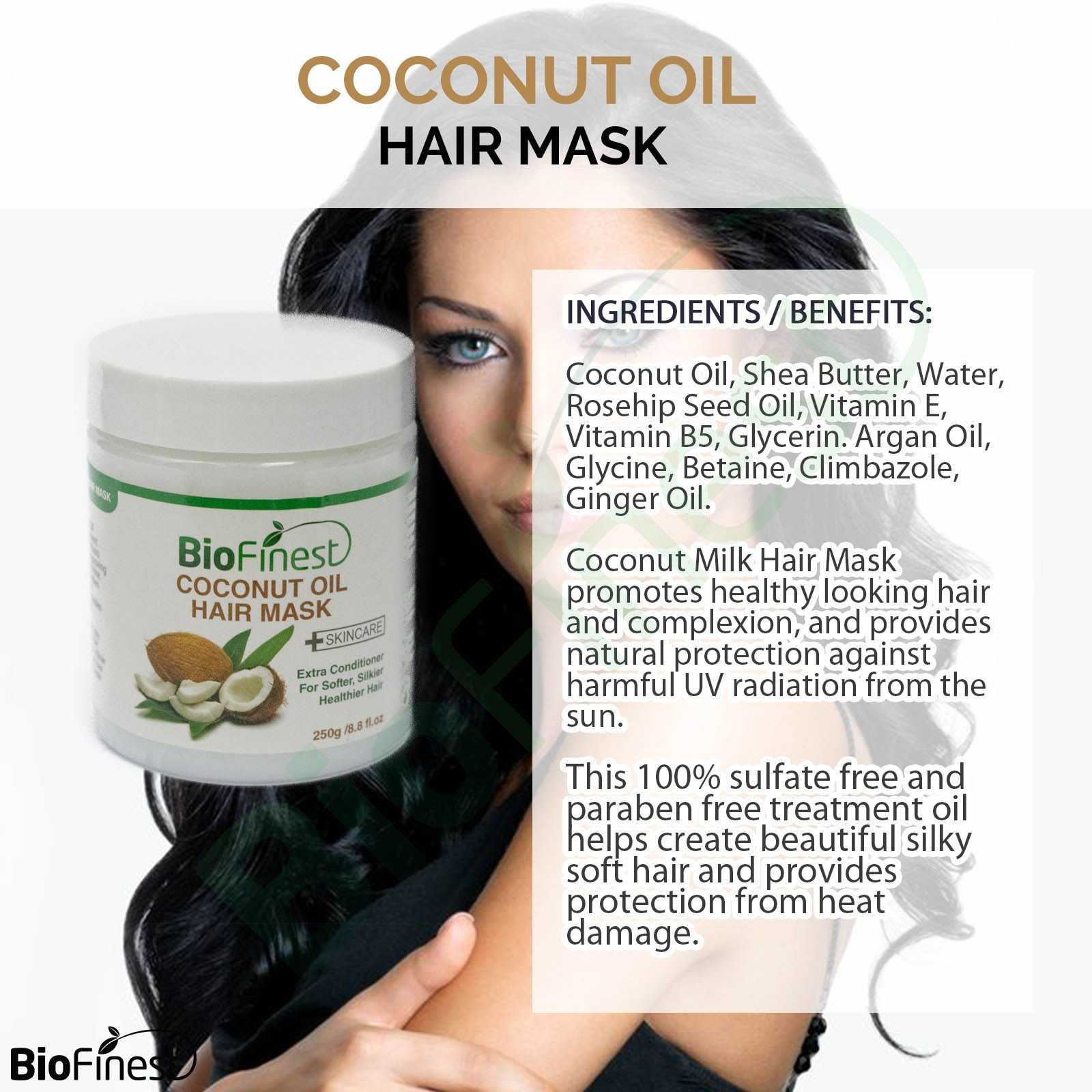 New Argan Oil Hair Mask With 100 Organic Jojoba Oil Aloe Ideas With Pictures