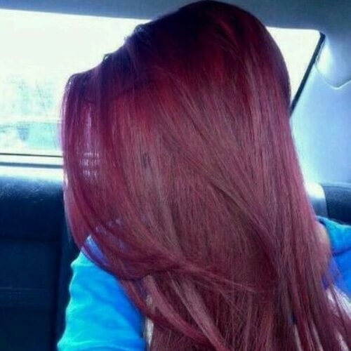 New 38 Black Cherry Color Hair Ideas For 2018 2019 Fashion 2D Ideas With Pictures