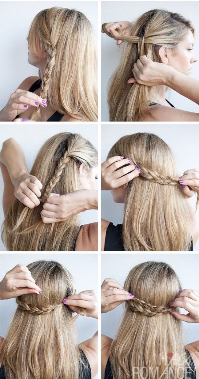 New 12 Cute Hairstyle Ideas For Medium Length Hair Ideas With Pictures