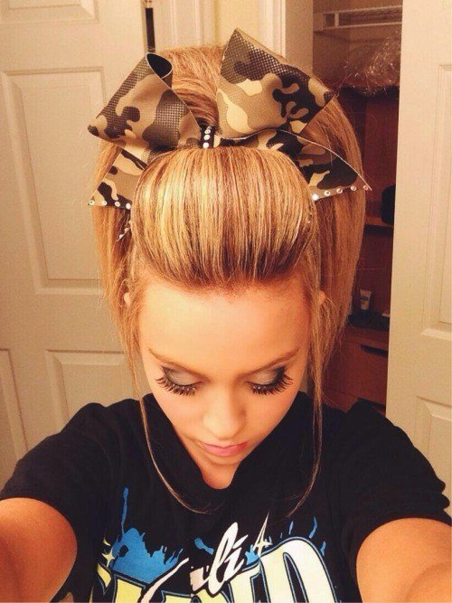 New Cheer Hair On Tumblr Ideas With Pictures