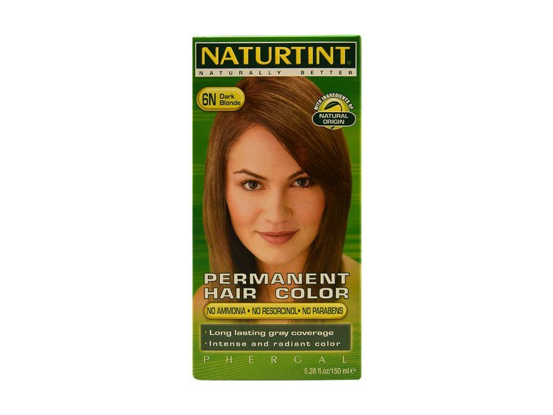 New Naturtint Permanent Hair Colorant 6N Dark Blonde 5 28 Fl Oz Ingredients And Reviews Ideas With Pictures