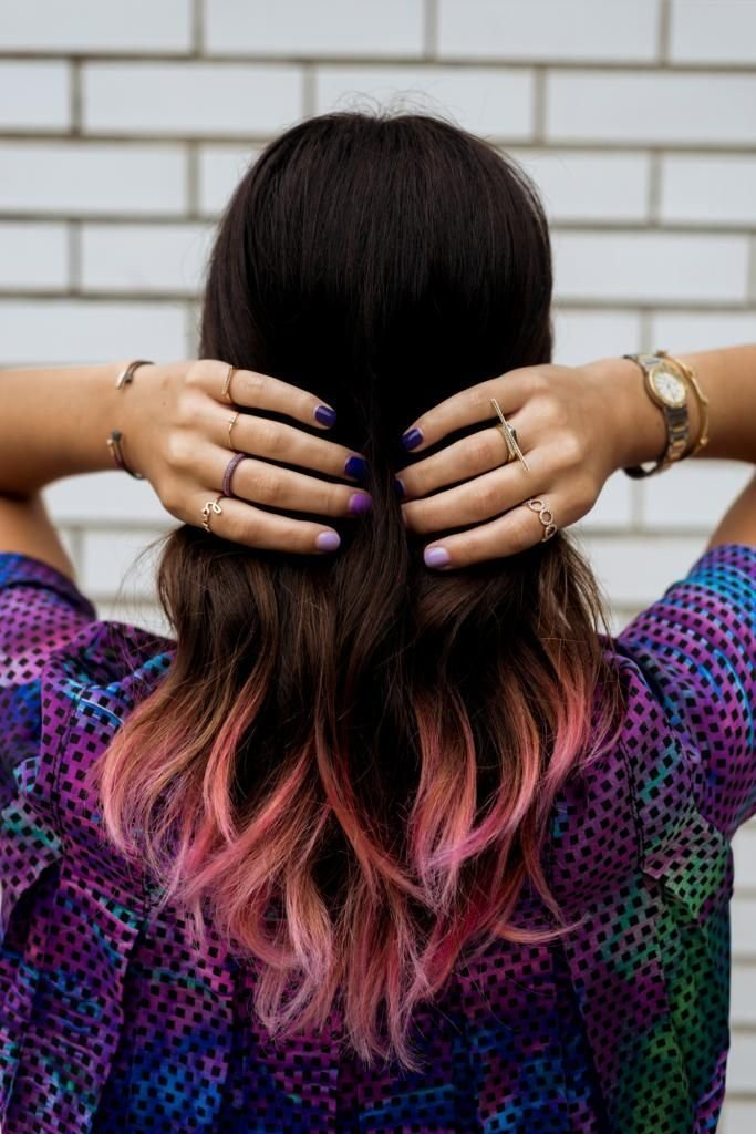 New Best 25 Dyed Hair Ends Ideas On Pinterest Ideas With Pictures