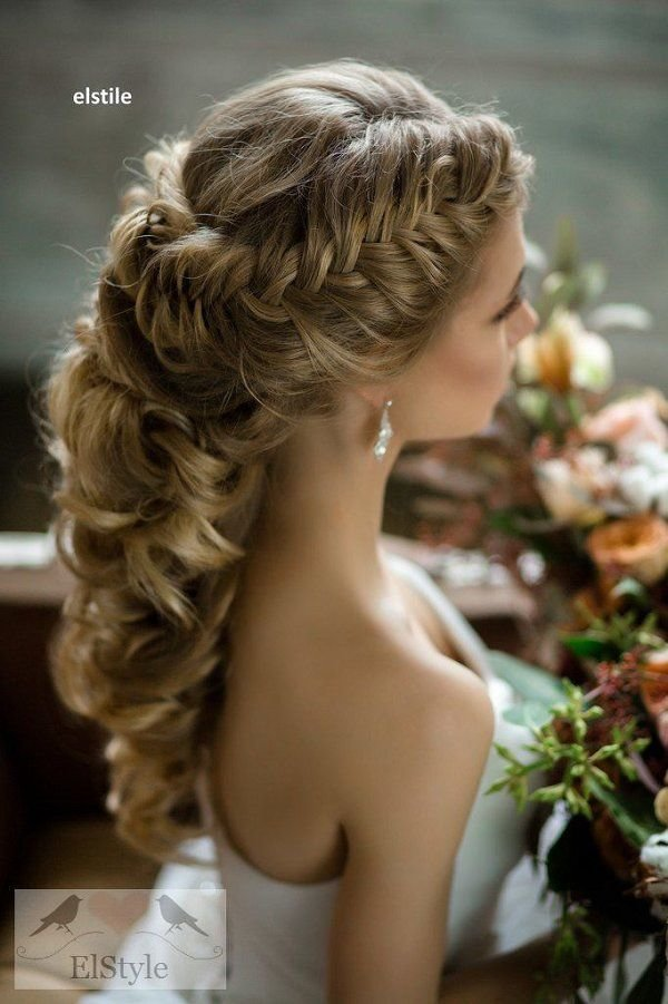 New 25 Best Ideas About Long Wedding Hairstyles On Pinterest Ideas With Pictures