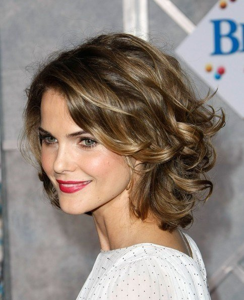 New Loose Curls For Shoulder Length Hair I Want This Hair Ideas With Pictures
