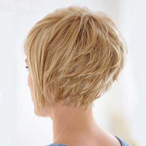 New Graduated Layered Bob Love The Fringy Neckline Hair Dos Pinterest Bobs For Women And Ideas With Pictures