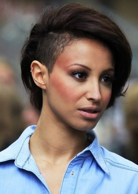 New Best 25 Half Shaved Hairstyles Ideas On Pinterest Ideas With Pictures