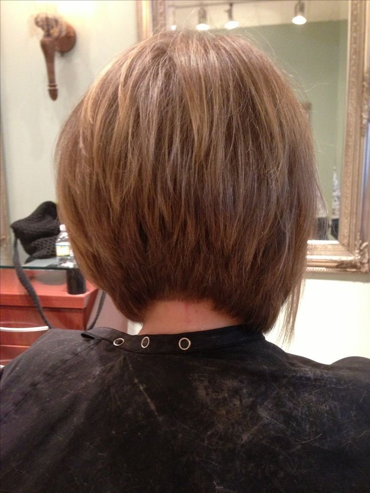 New Gorgeous A Line Bob Back View Cute Hair Pinterest Ideas With Pictures