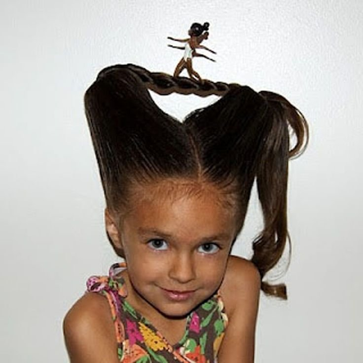 New Fun Idea For Crazy Hair Day At School Http Ideas With Pictures