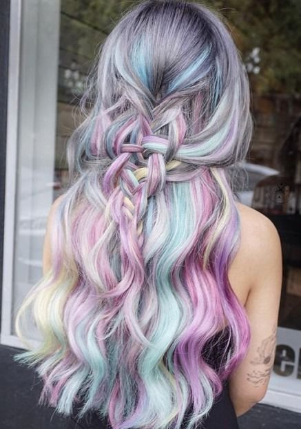 New 25 Best Ideas About Funky Hair Colors On Pinterest Ideas With Pictures