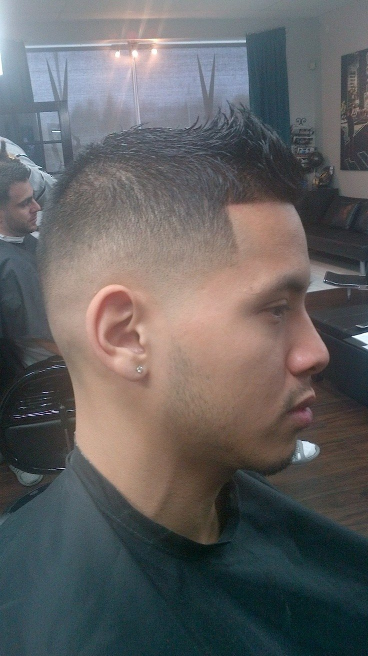 New Mid Bald Fade Rylc Barber Styling Pinterest Bald Fade And Haircuts Ideas With Pictures Original 1024 x 768