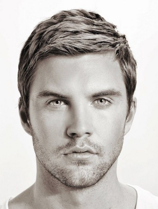 New Oblong Face Men Hairstyle Google Search Long Hair Don Ideas With Pictures