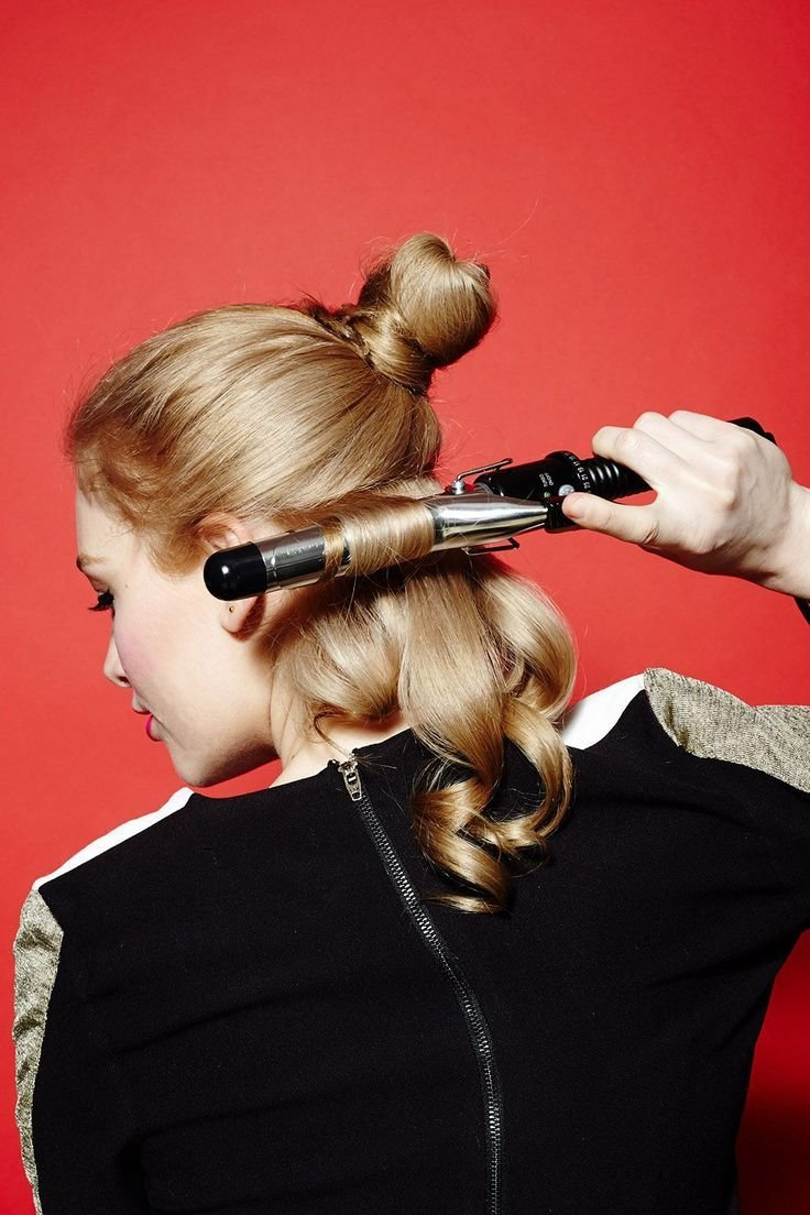New 25 Best Ideas About Curling Iron Hairstyles On Pinterest Ideas With Pictures