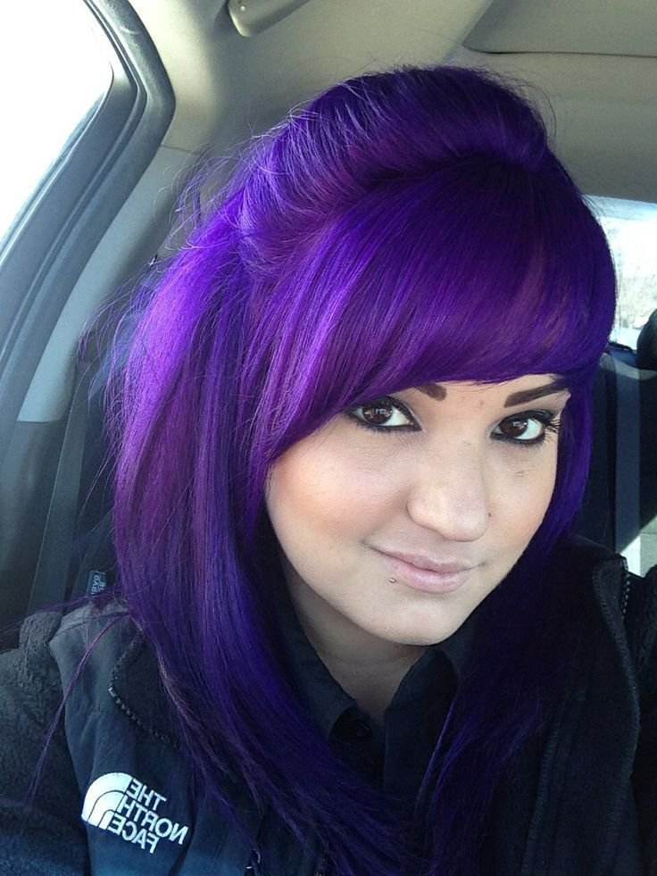 New 25 Best Permanent Purple Hair Dye Ideas On Pinterest Ideas With Pictures