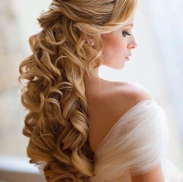 New Half Up Half Down Prom Hair Formal Hair Pinterest Ideas With Pictures