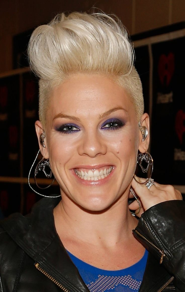 New 1000 Ideas About Singer Pink Hairstyles On Pinterest Ideas With Pictures Original 1024 x 768