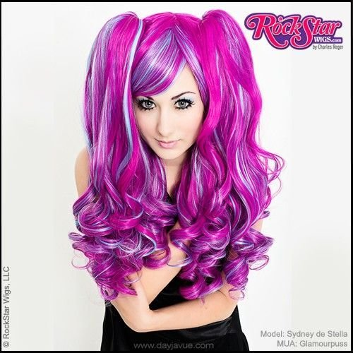 New 17 Best Images About Rockstar Hairstyles Halloween On Ideas With Pictures