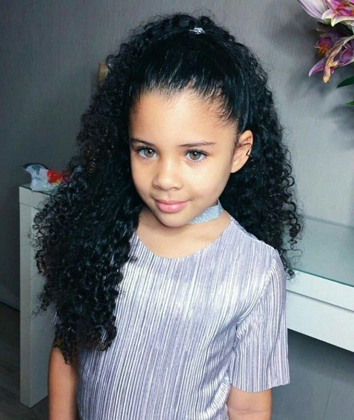 New 25 Best Ideas About Kids Curly Hairstyles On Pinterest Ideas With Pictures