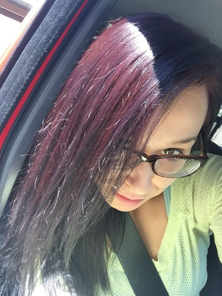 New Results Vidal Sassoon London Luxe In 3Vr Deep Velvet Violet No Filter Day After Color In Ideas With Pictures