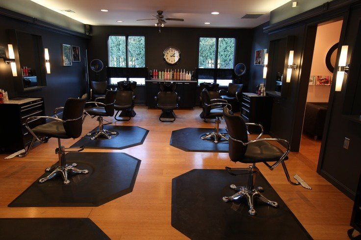 New Karma Salon Marion Ma Benjamin Moore Paint Colors Ideas With Pictures
