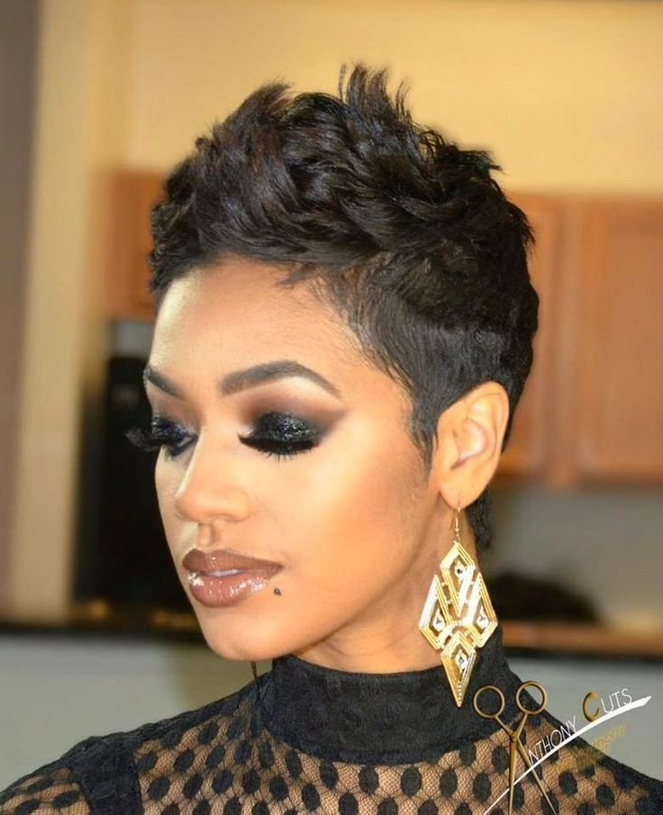 New 25 Best Ideas About Short African American Hairstyles On Ideas With Pictures Original 1024 x 768