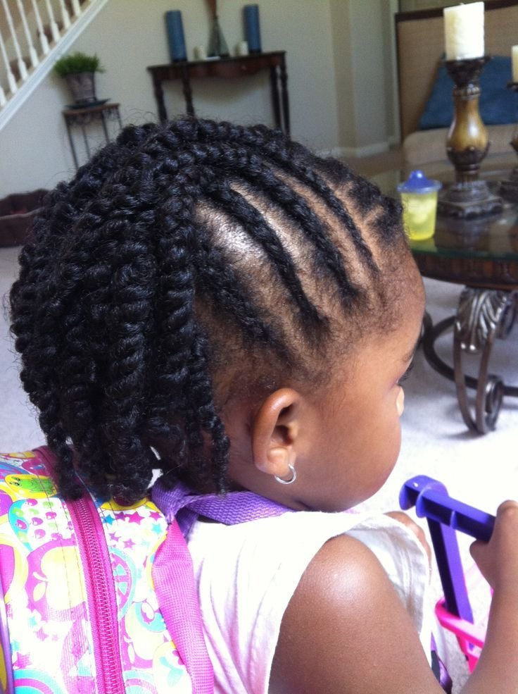 New Creative Natural Hairstyles For Kids Black Girls Kid Ideas With Pictures