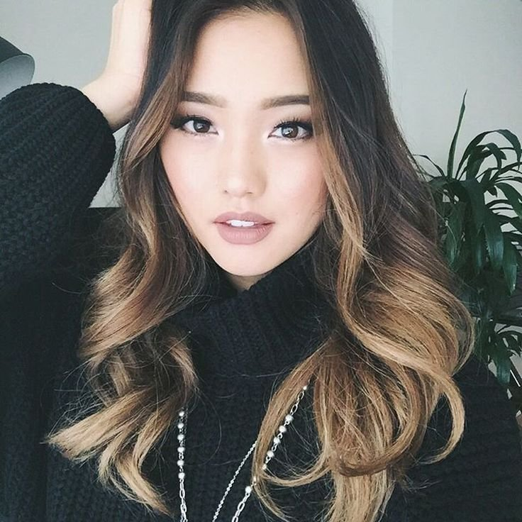 New 17 Ideas About Asian Highlights On Pinterest Asian Hair Ideas With Pictures