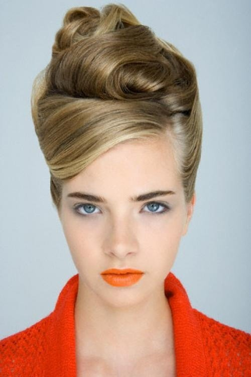 New 60S Updo Mad Men Style Pinterest Ideas With Pictures