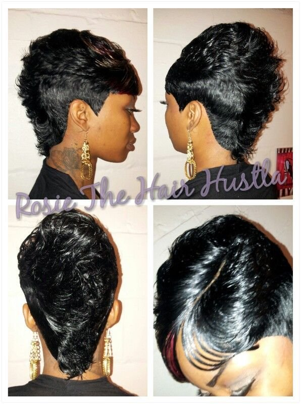 New Clippercut Mohawk With Invisible Part Please Subscribe To Ideas With Pictures