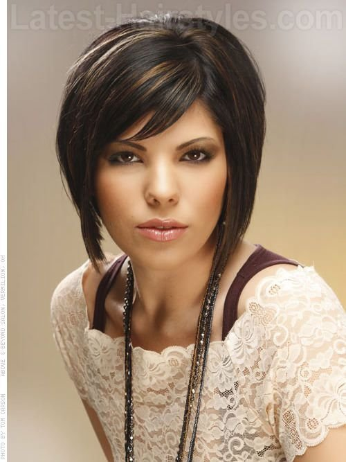 New Dramatic Bob Hairstyle 13 Sensational Short Hairstyles Ideas With Pictures
