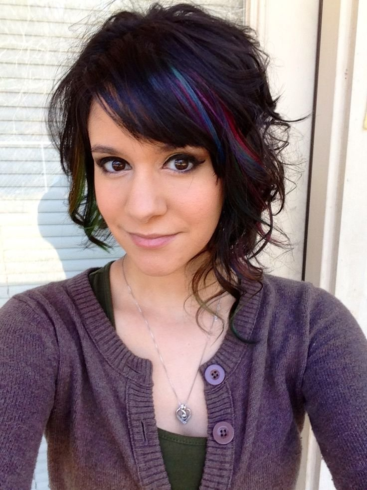 New Best 25 Colored Bangs Ideas On Pinterest Ideas With Pictures