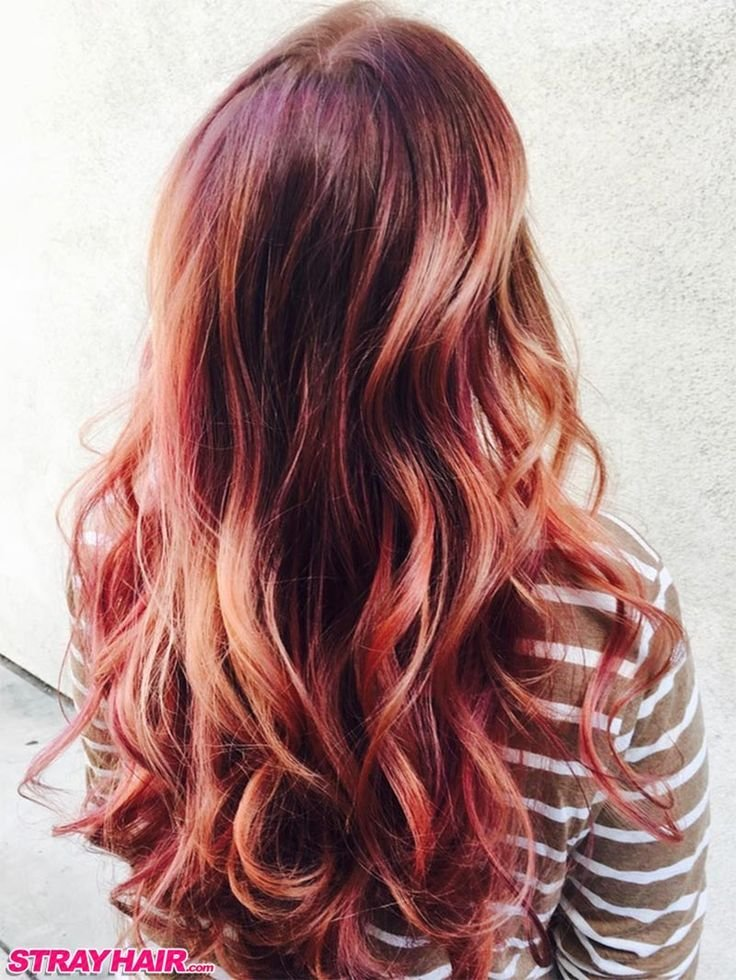 New 1000 Ideas About Rose Hair On Pinterest Rose Gold Ideas With Pictures