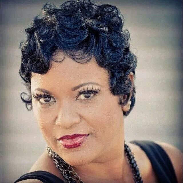 New Finger Waves Short Hair Pinterest Waves Fingers Ideas With Pictures