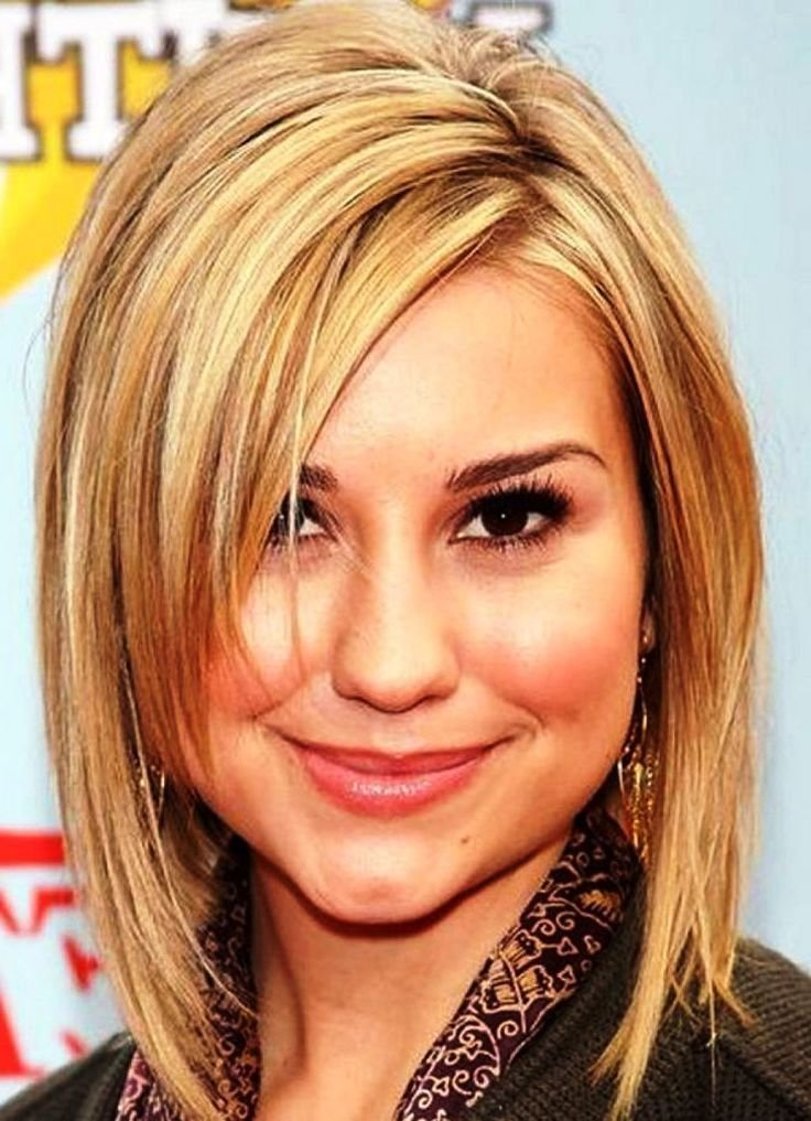 New 20 Round Face Hairstyles For Womens Round Face Ideas With Pictures