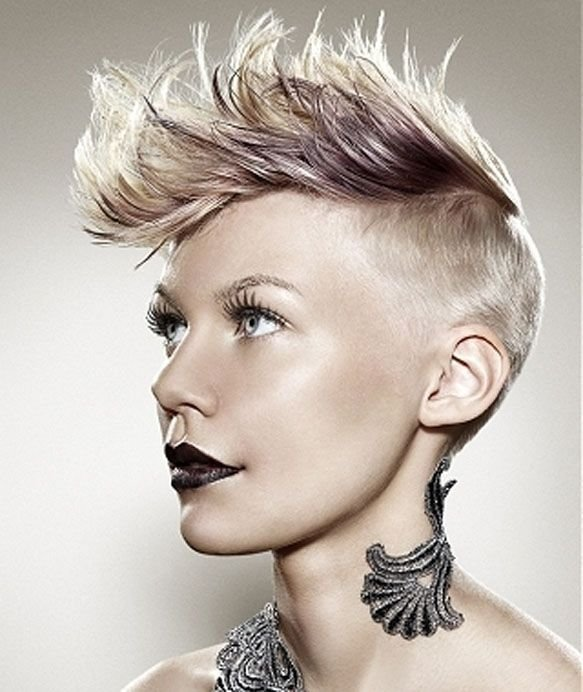 New 1000 Ideas About Short Punk Hairstyles On Pinterest Ideas With Pictures