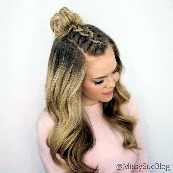 New 25 Best Ideas About Cute Hairstyles On Pinterest Cute Braided Hairstyles School Hair Styles Ideas With Pictures