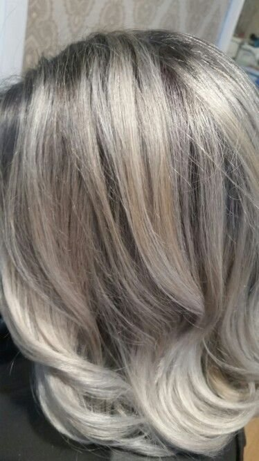 New Best 25 Blonde Hair Going Grey Ideas On Pinterest Blonde Hair Silver Highlights Grey Hair To Ideas With Pictures