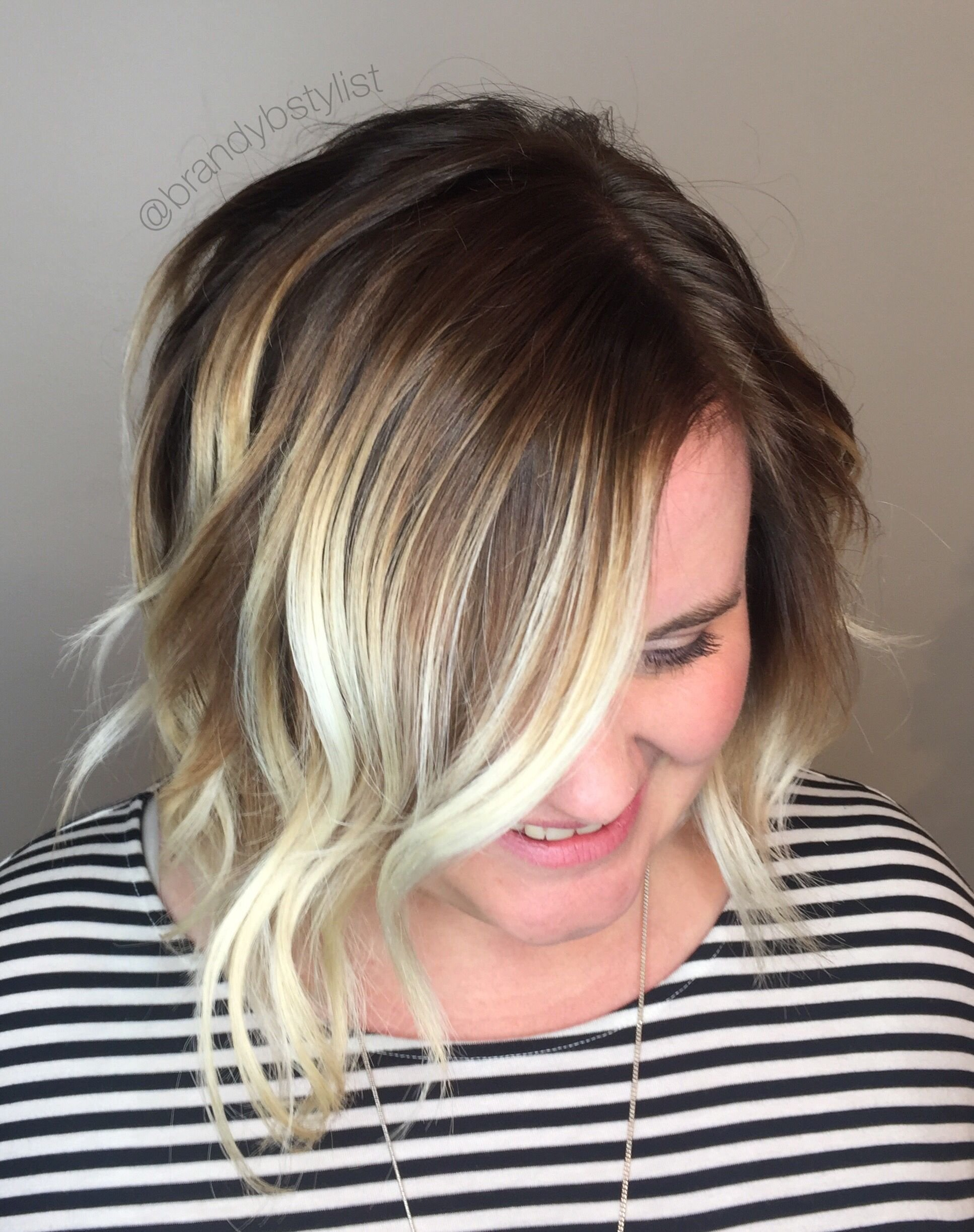 New Blonde Balayage Blonde Hair Color Shadow Root Lowlight Platinum Blonde Balayage Brandybstylist Ideas With Pictures