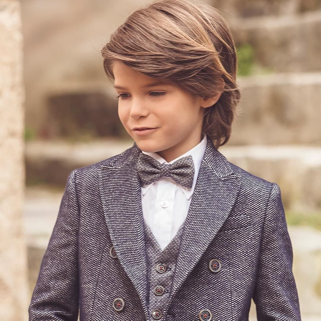 New Cool 50 Charming Boys Long Hairstyles For Your Kid Ideas With Pictures