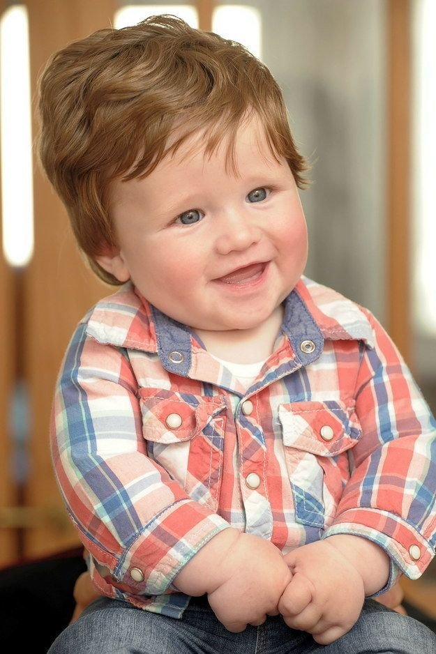 New Hairstyles For 1 Year Old Boy Haircuts Gallery Ideas With Pictures